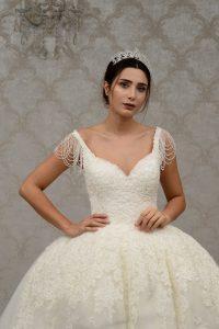 Bruidsjurk Den Haag